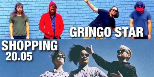 Gringo Star + Shopping