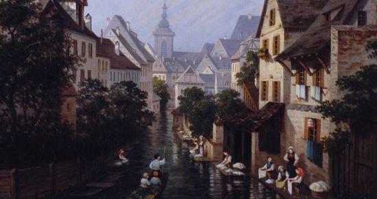 Colmar ville rêvée