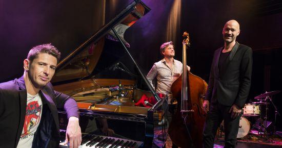 Grégory Ott trio invite Leopoldine HH et Matskat