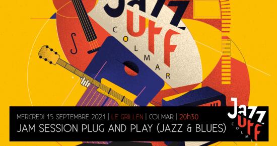 JAZZ OFF - Jam Session Plug & Play