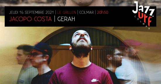 JAZZ OFF - Gerah + Jacopo Costa