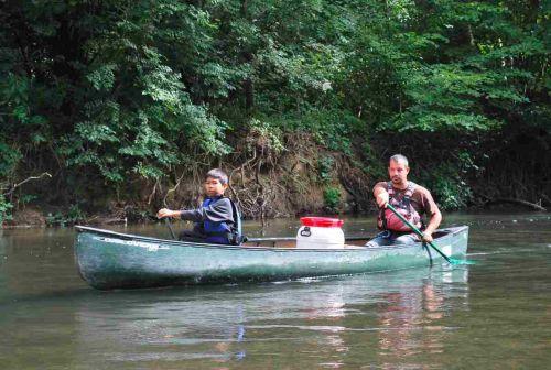 La biodiversité au fil de l'eau