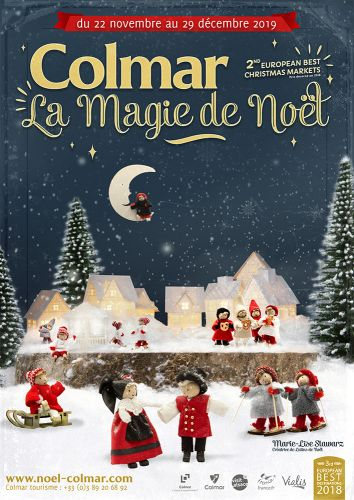 La Magie de Noël à Colmar